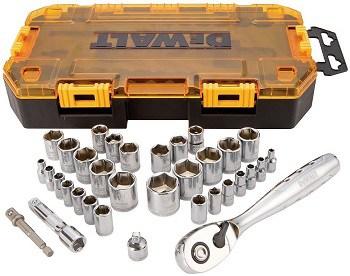 DEWALT DWMT73804 Drive Socket Set