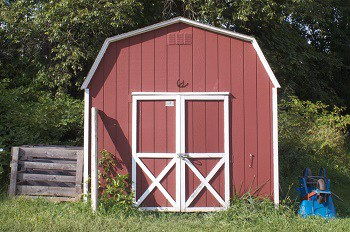 How to build a shed 1