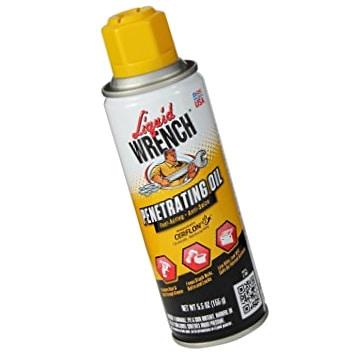 liquid wrench penetrating oil