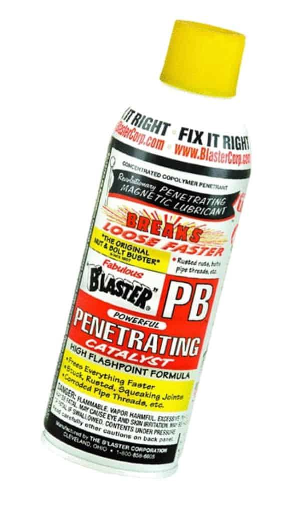 pb blaster penetrating oil