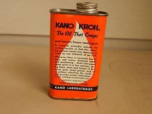 kano kroil penetrating oil review