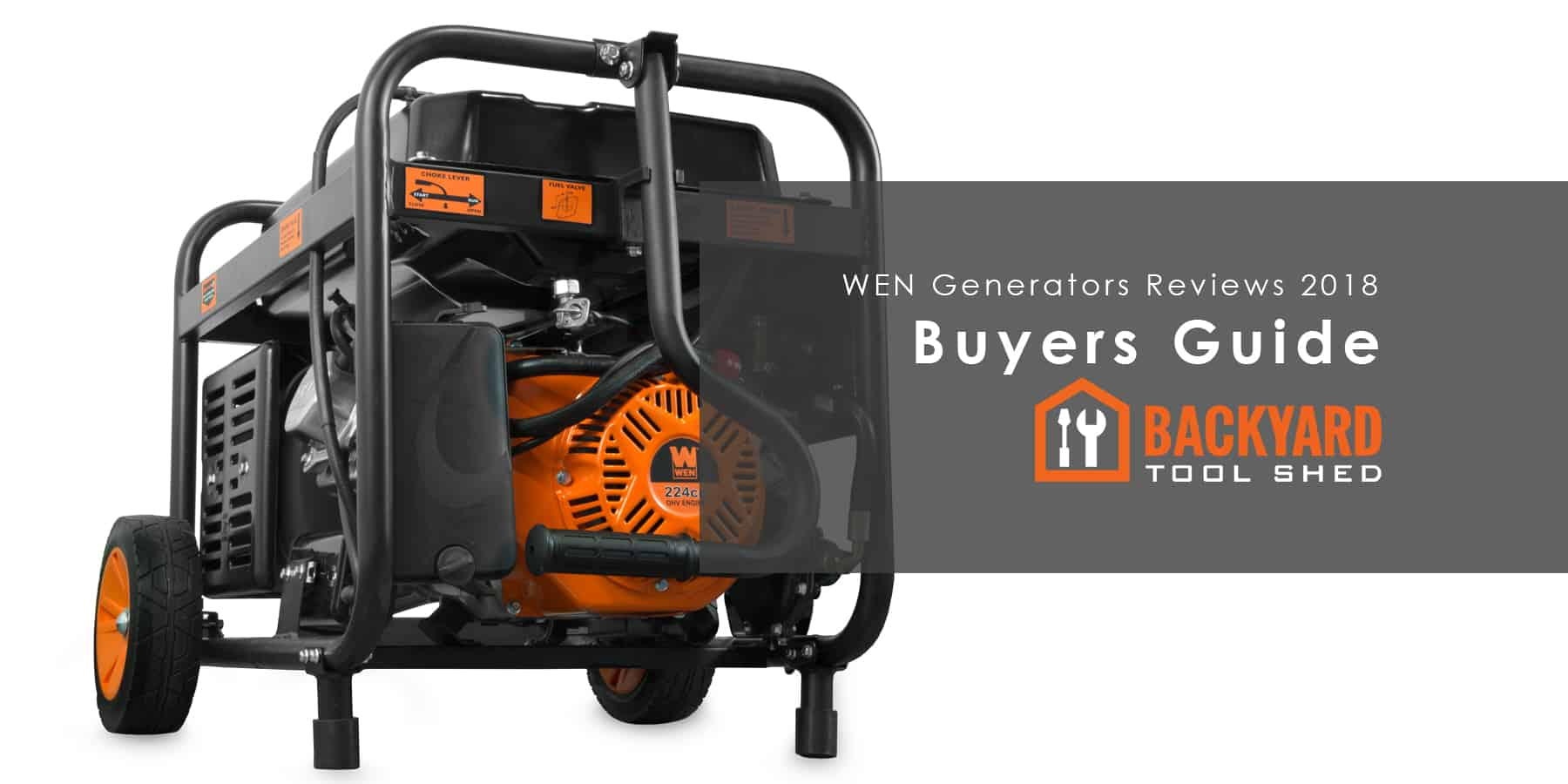 Top 4 Wen Generators In Review As Solid Their Retion Sept 2018