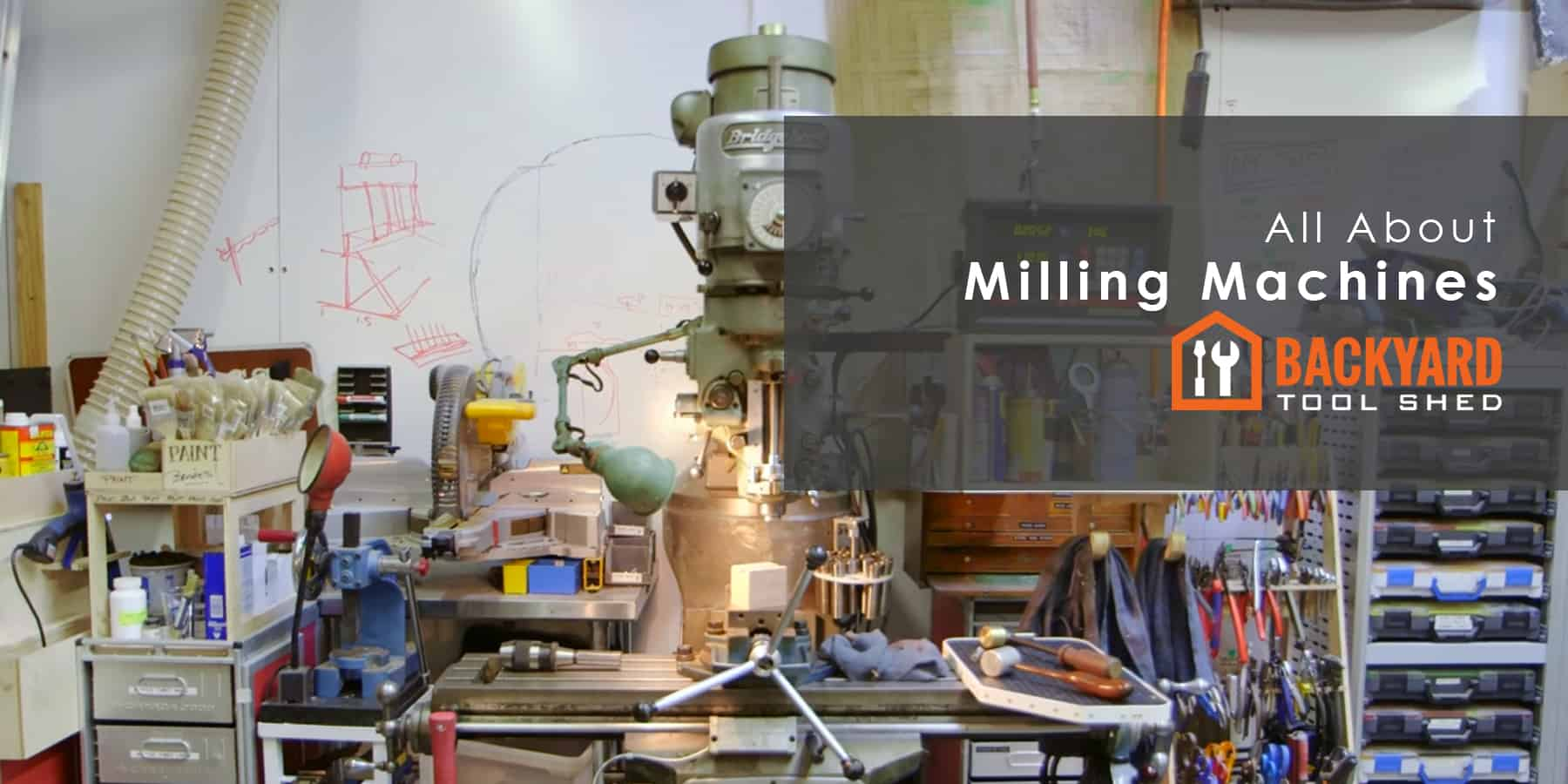 All About Milling Machine and Their Materials