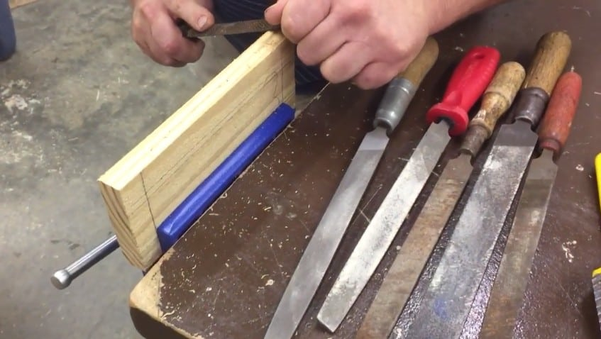 How to use a rasp?