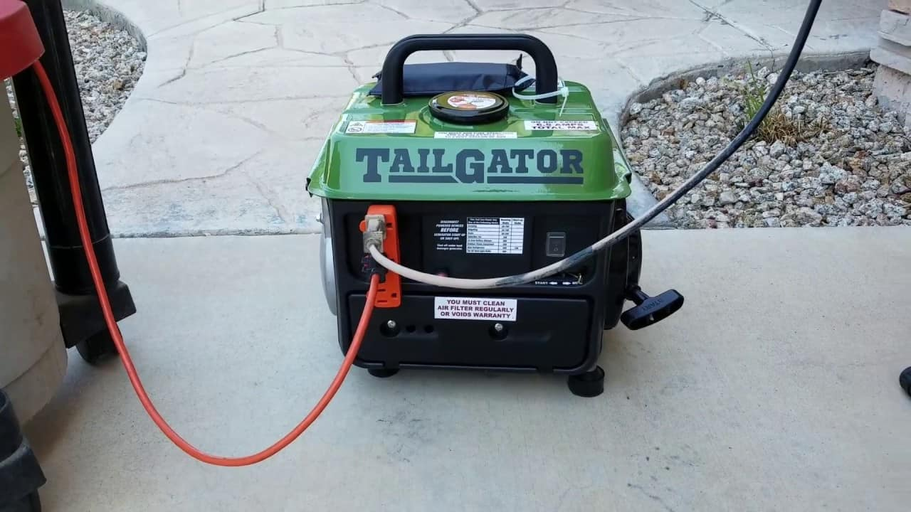 Harbor Freight Tailgator Generator Review