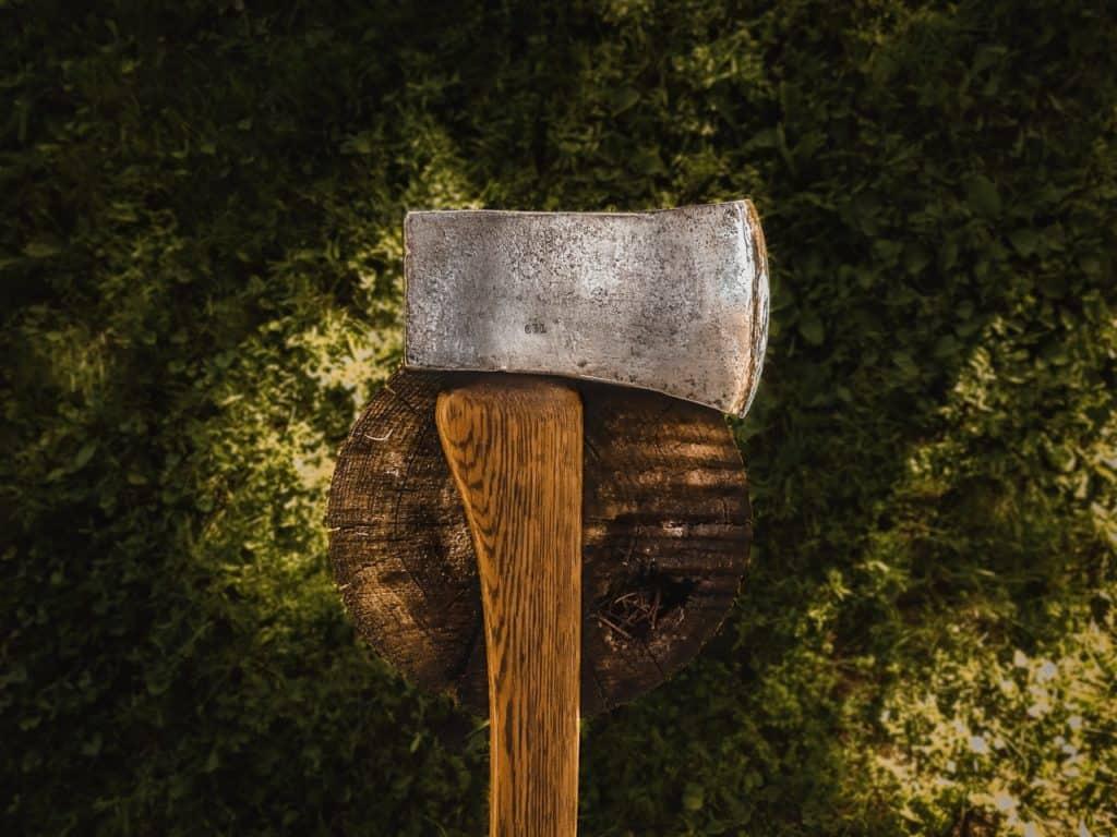 10 best felling axes in review [2021]