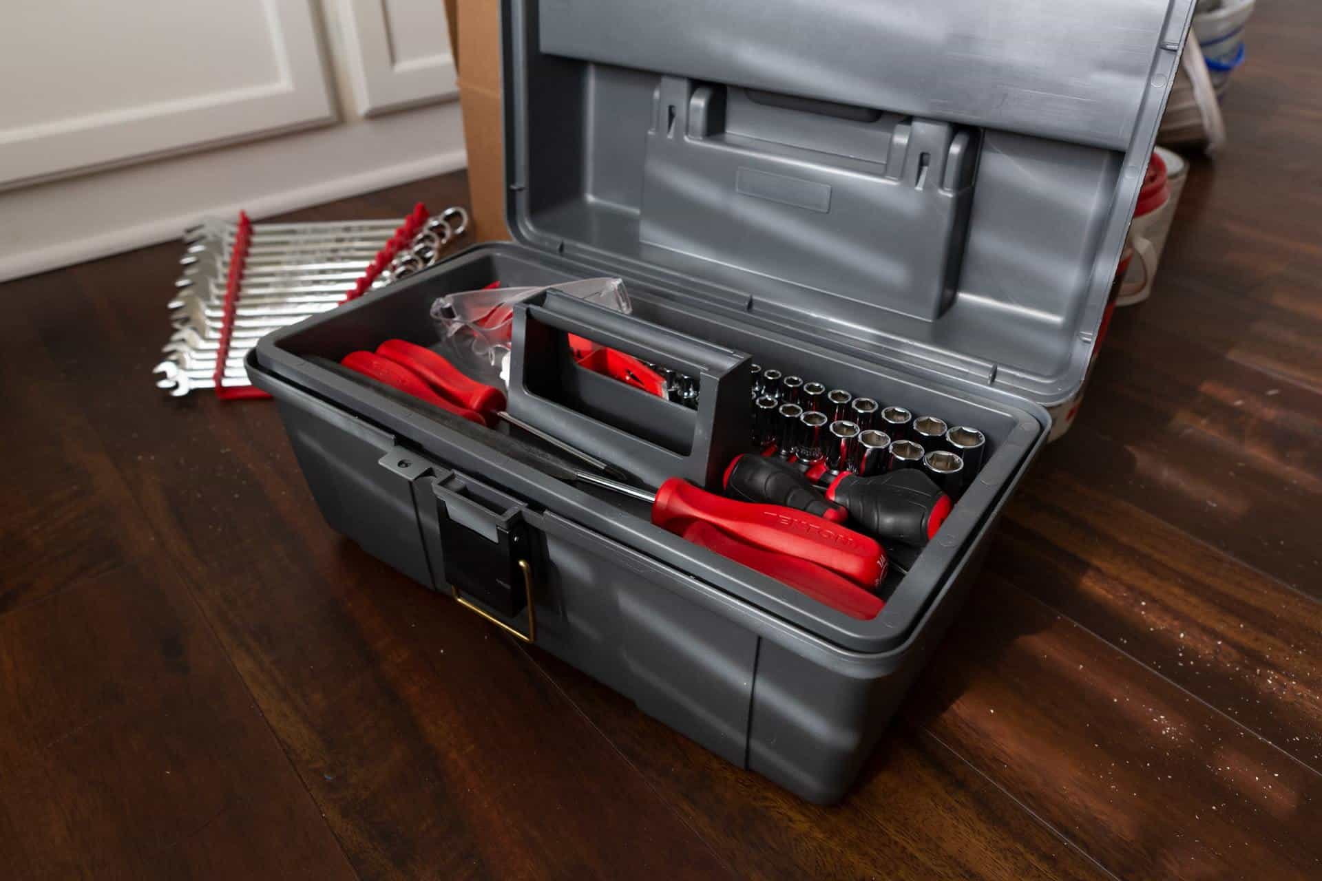 A great toolbox