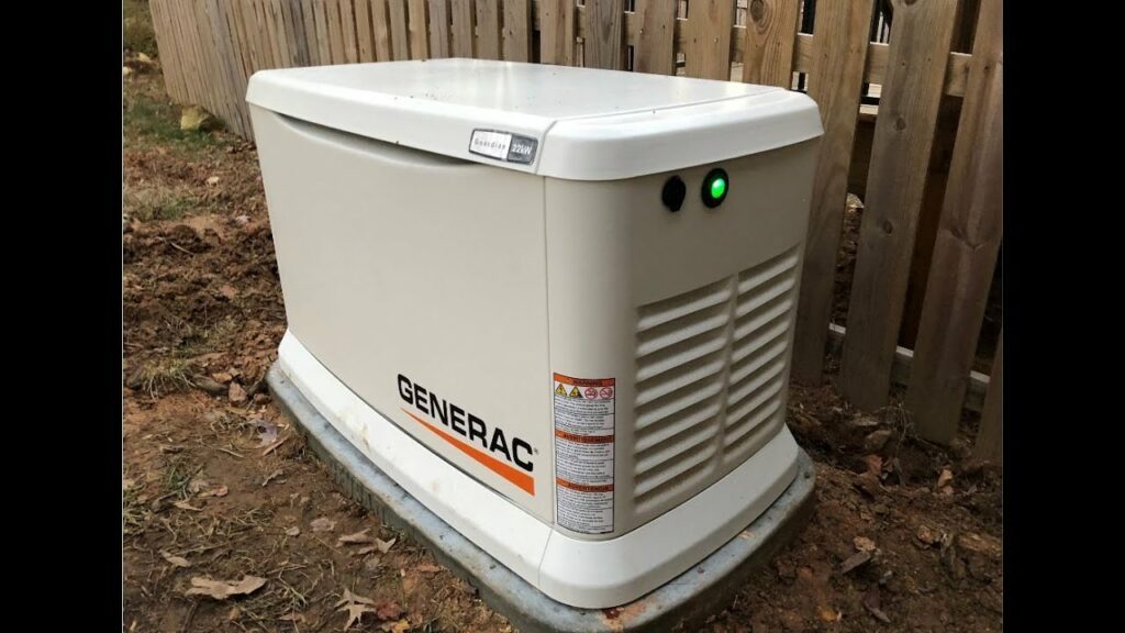 Whole House Generator Reviews feature