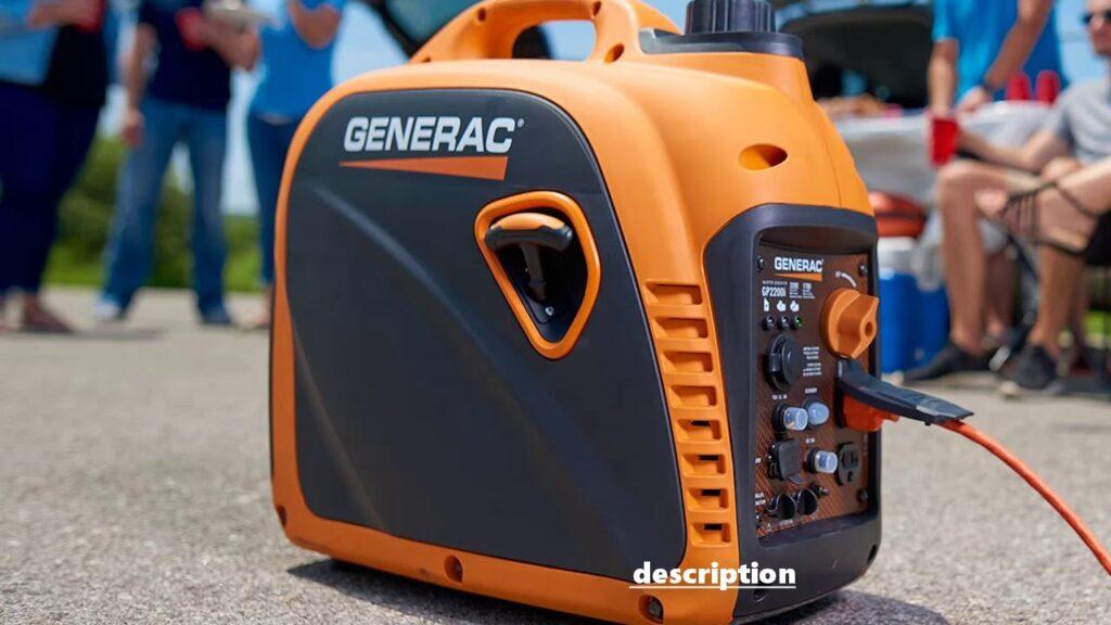 best rv generator feature